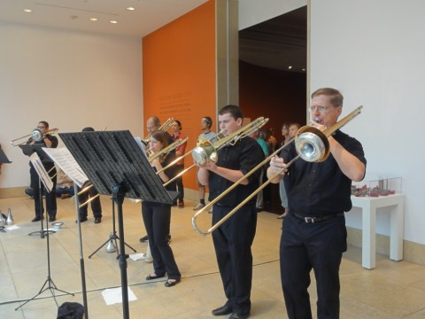 piece for 80 trombone eighty