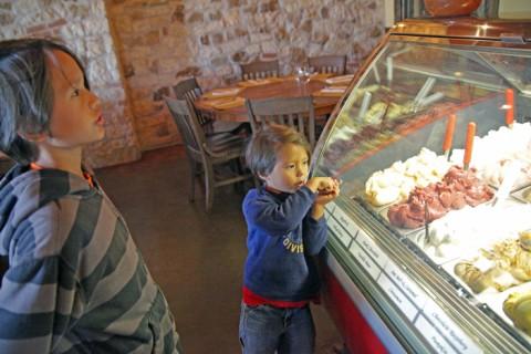 gelato trattoria lisina