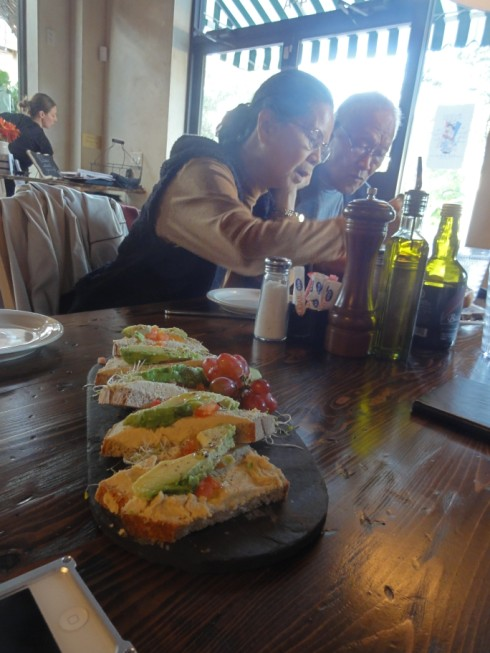 french food at blue dahlia westlake