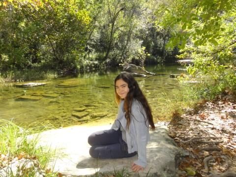 fall weather, lost creek greenbelt austin 2012