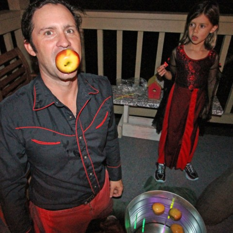 apple bobbing champion austin westlake halloween