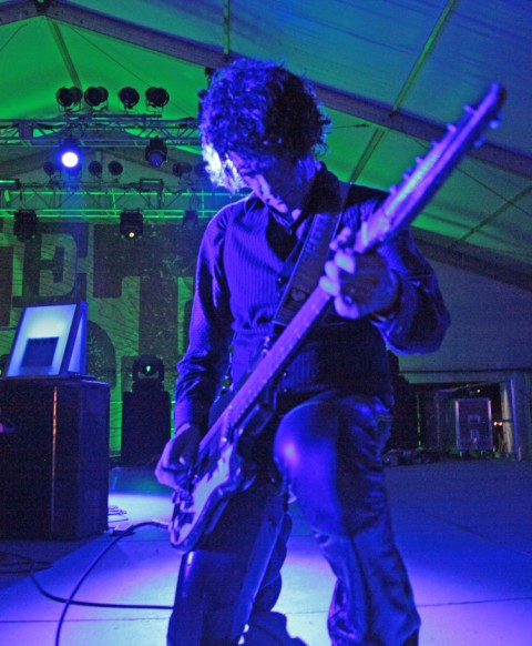 Jon Spencer Blues Explosion austin city limits festival 2013 zilker park