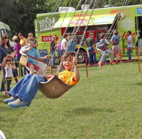 eanes elementary fall carnival 2013