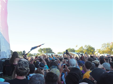 st. vincent acl crowd 2014