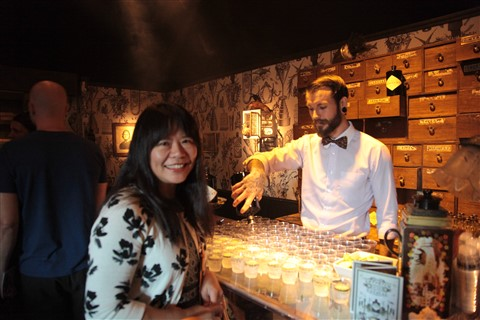 hendrick's gin party austin