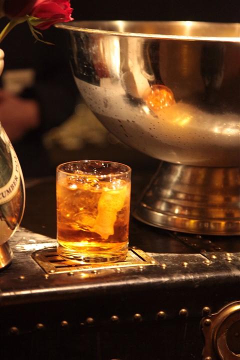 hendrick's gin negroni
