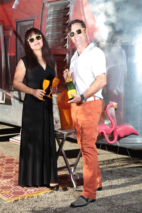 veuve clicquot camping canyon of the eagles resort