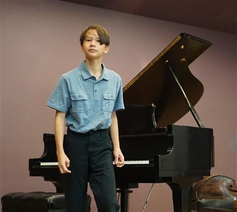 piano recital future jazz man