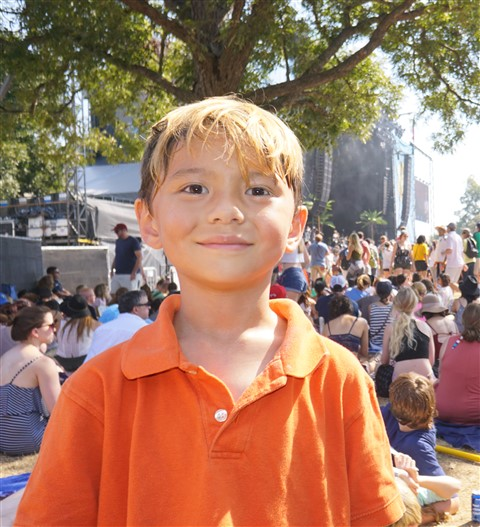 kids at acl