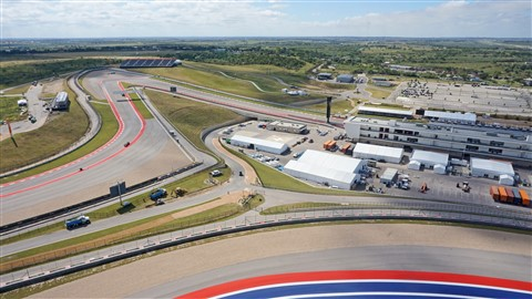turn 1 cota from the tower austin