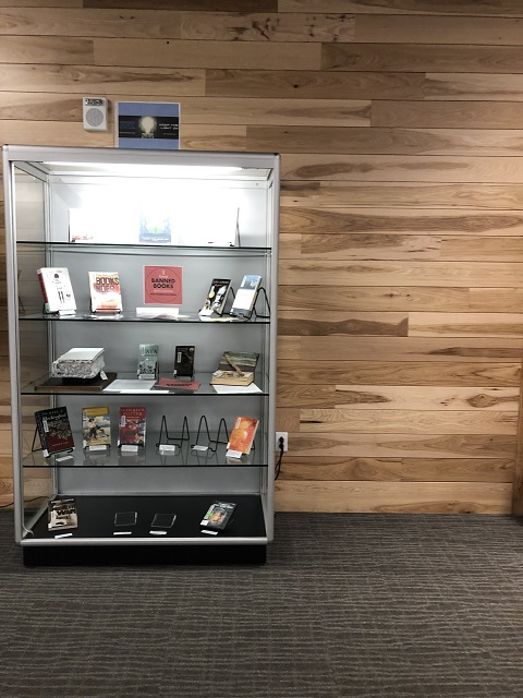 austin community college highland library banned books