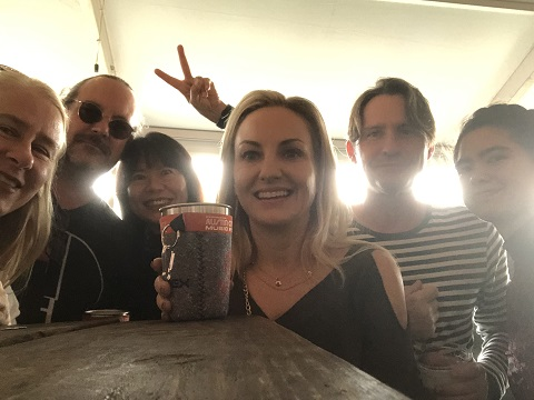 acl craft beer tent electric jellyfish 2019