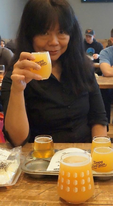 Turning Point craft beer texas dallas bedford neipa ipa dipa