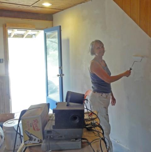 wimberley cabin barn paint