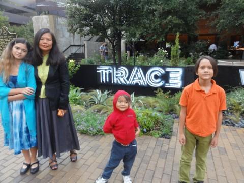 trace restaurant austin w hotel