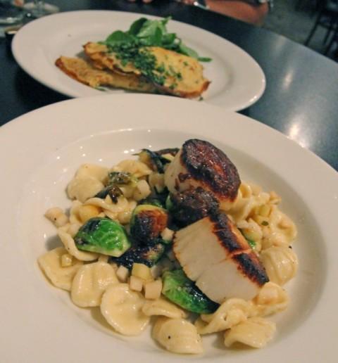 cipollina scallops austin restaurant week