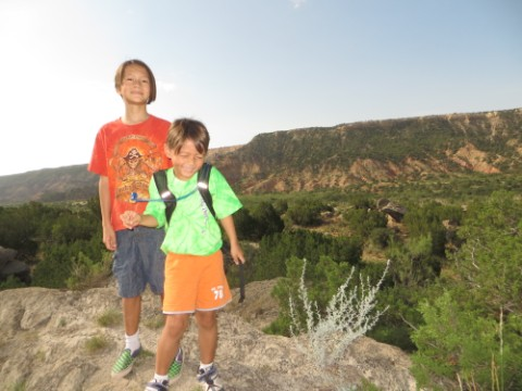 palo duro canyon boys