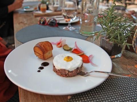 steak tartare trace w hotel austin