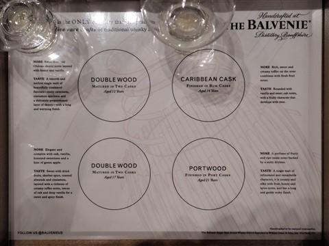 balvenie master tasting austin scotch