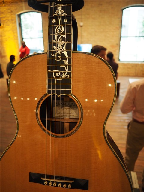 scott baxendale guitar balvenie austin