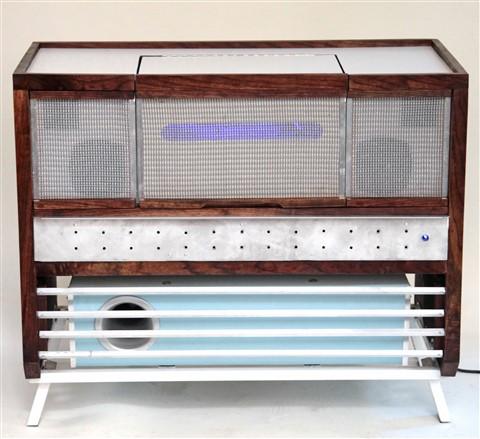 superfunken console stereo austin