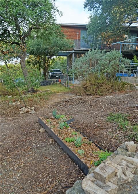 modern in west lake hills garden
