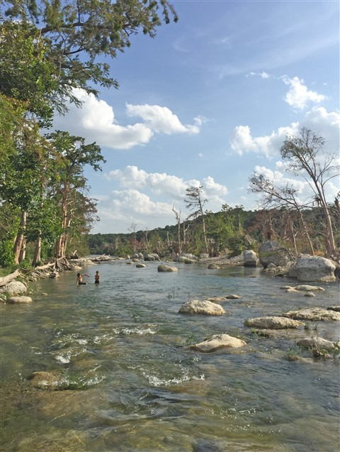 blanco river sept 2015 wimberley