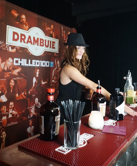 #drambuie cocktail competition #modernclassics