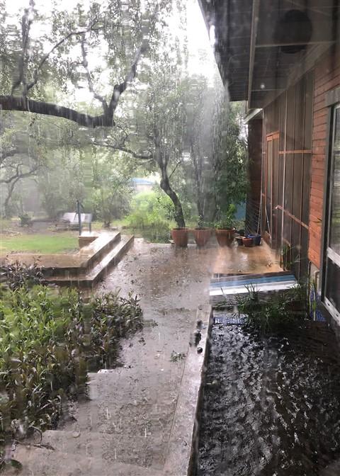 monsoon season in austin 2018