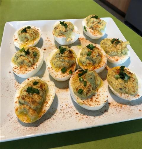 deviled eggs 78746