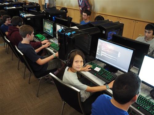 sxsw gaming expo LANfest 2015