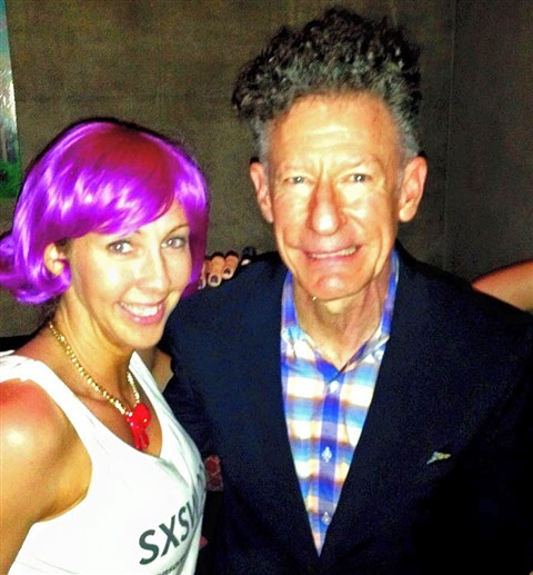 laura ross and lyle lovett