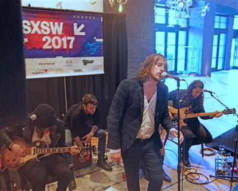 unlikely candidates SXSW 2017 Hotel Van Zandt