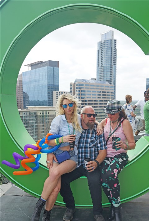 chive tv rooftop party sxsw 2017