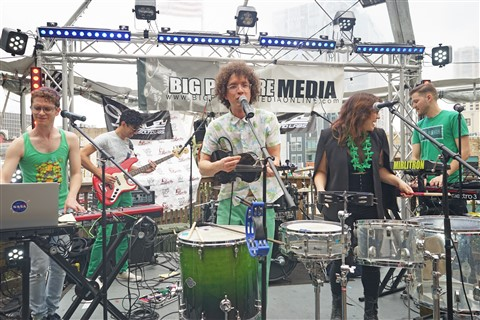 sweet crude band nola sxsw 2017 big picture media takeover handle bar